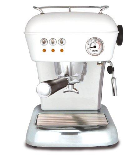 ASCASO DREAM espresso machine cloud white