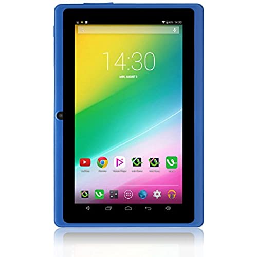 iRULU eXpro X1 7 Inch Quad Core Google Android Tablet PC, 1024600 Resolution, 16GB Nand Flash, Wi-Fi, Games, Dual Coupons