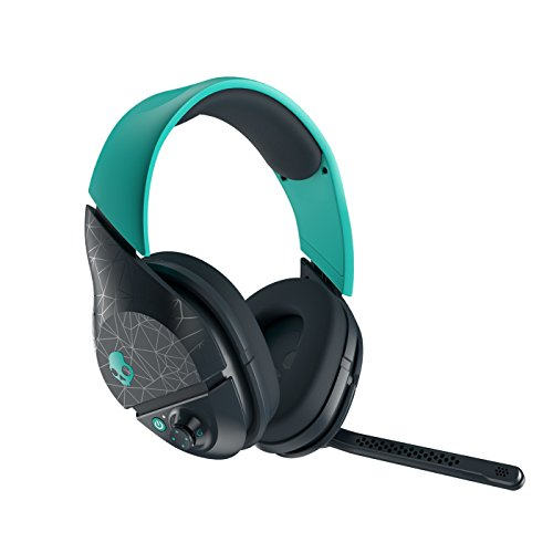 Skullcandy PLYR 2 with Mic Wireless Gaming Headphone - Teal/Navy / One Size