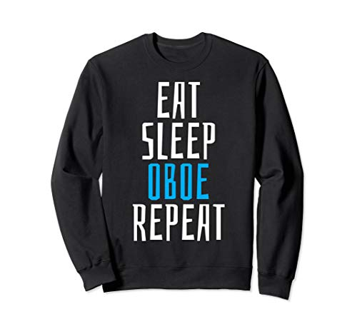 Eat Sleep Oboe Instrument Student Teacher School Music Gift -