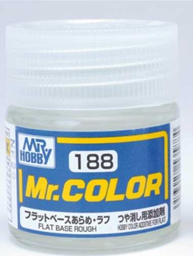 Mr.カラー C188 フラットベース (アラメ・ラフ)