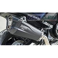 Escape completo Akrapovic oficial Yamaha para T-Max 530