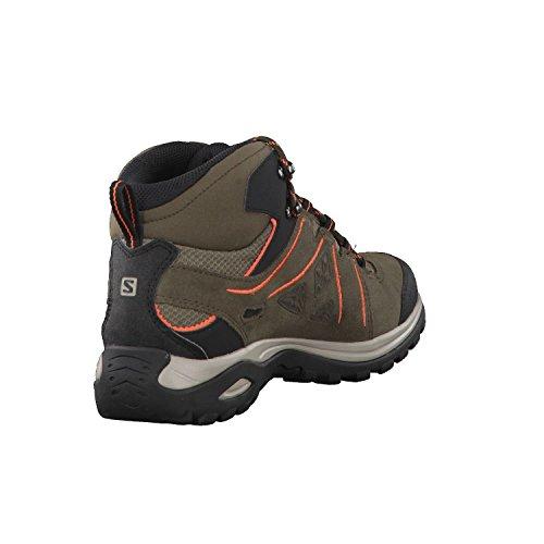 Scarpe kaki Women's Passeggio SS16 Mid 2 Salomon da LTR Ellipse GTX U1w7Yg