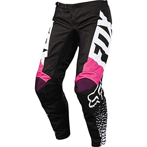 Womens Motocross Pants - 2018 Fox Racing Womens 180 Pants-Black/Pink-8