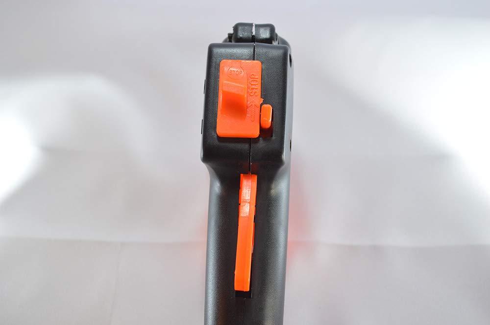 Cable de gas, perilla aceleradora con asa para corta-bordes ...