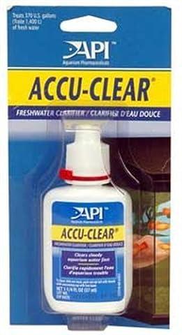 API ACCU-CLEAR Freshwater Aquarium Water Clarifier - Api Tap Water Conditioner