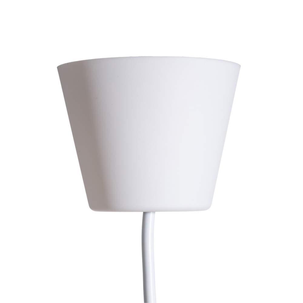 Lámpara Lolahome De Pantalla Contemporánea Geométrica Techo Con sodChxtrQB
