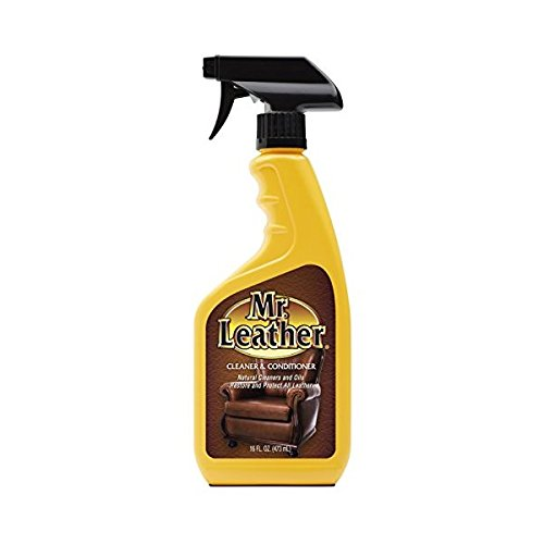 Mr. Leather 707371 Cleaner & Conditioner - 16oz Spray
