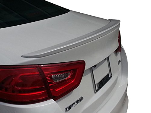 Kia Optima Specs - Factory Style Lip Spoiler for the Kia Optima Painted in the Factory Paint Code of Your Choice 544 ABP with 3M tape included