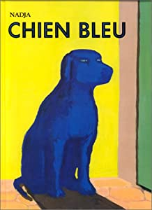 vignette de 'Chien bleu (Nadja)'