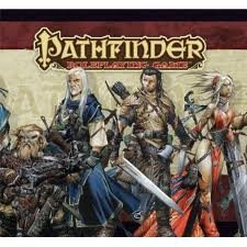 Pathfinder Roleplaying Game GM Screen   [PATHFINDER ROLEPLAYING GAME GM] [Hardcover] ()