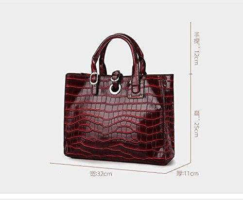 Cross New Stylish GWQGZ The And Package Quality Single Handbags Versatile Ladies Shoulder Retro Oblique w7EHE