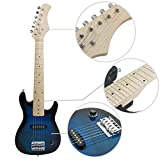 "Smartxchoices 30"" Kids Electric Guitar with 5W"