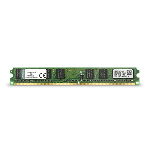- Kingston Technology 1 GB (1x1 GB Module) 667MHz DDR2 PC2-5300 240-Pin DIMM for Select HP/Compaq Desktops KTH-XW4300/1G