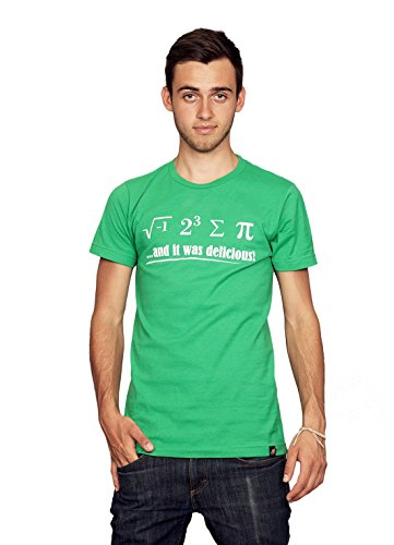 I Ate Some Pie and It Was Delicious Math Equation T-shirt
