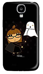 Samsung S4 Case Buffy The Action 3D Custom Samsung S4 Case Cover