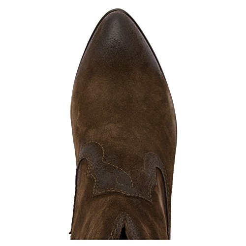 Fatigue Women's Renee Seam Suede Boot Oiled B 5 Short M 5 FRYE a4w7cqI7