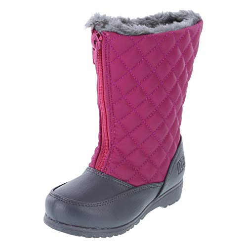 Pictures of Rugged Outback Rasberry Grey Girls' Toddler Frost - 177448070 1
