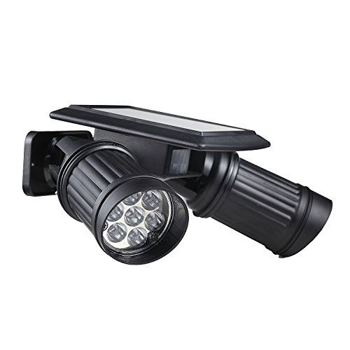 Outdoor Lighting Twin Spot Lights - 8