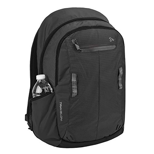 Travelon Anti-Theft Active Daypack, Black