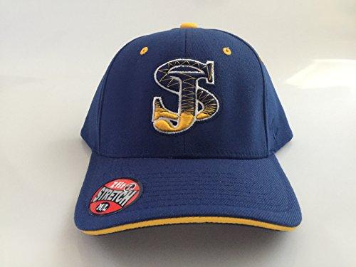 New San Jose State Spartans Blue Stretch Flex-Fit Hat - San Hat State Jose