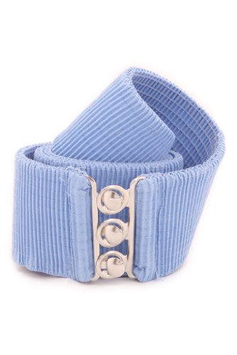 light blue belt womens - 1