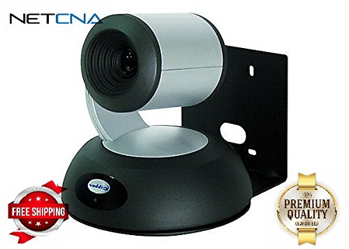 Vaddio Thin Profile - camera wall mount bracket - By NETCNA by NETCNA