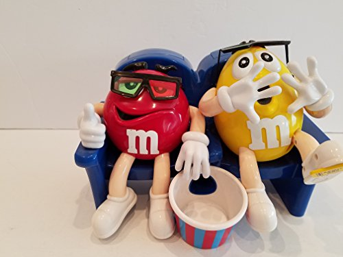 """M&M """"At The Movies"""" Candy Dispenser - Limited Edition for sale  Delivered anywhere in USA"""
