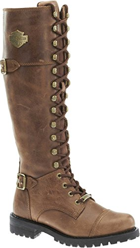 Buy womens harley davidson boots size 7