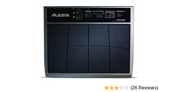ALESIS CONTROL PAD DRIVERS PC