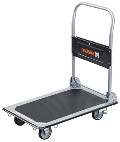 Meister Plattformwagen 150 kg, klappbar, 8985530