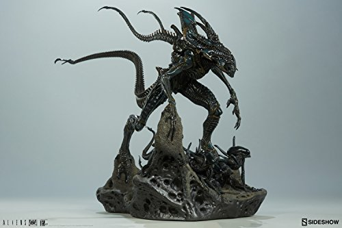 Sideshow Alien Collectibles Legacy Effects Alien King Maquette Statue