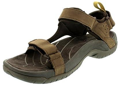 Teva Tanza Leather M's Herren Sport & Outdoor Sandalen