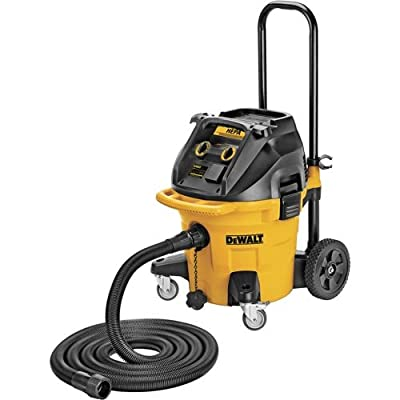 Image of DEWALT DWV012 10-Gallon Dust Extractor with Automatic Filter Home Improvements