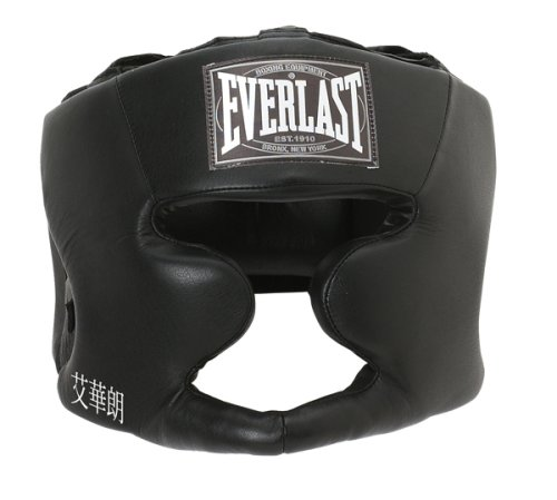Everlast Mixed Martial Arts Full Head Guard, One Size