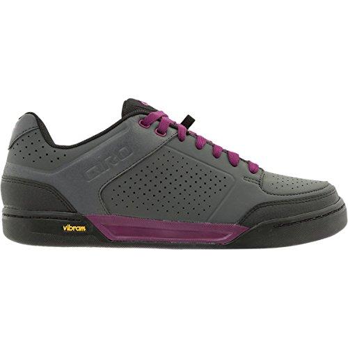 Giro Riddance Cycling Shoe - Women's Dark Shadow/Berry 38 (Race Mountain Shoes)