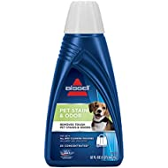 BISSELL 2X Pet Stain & Odor Portable Machine Formula, 32 ounces, 74R7