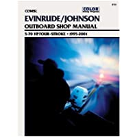 Clymer Evinrude/Johnson 5-70 HP Four-Stroke Outboards (1995-2001) (Default)