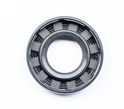 Oil Seal Grease Seal TC |EAI Double Lip w//Garter Spring Oil Seal 17X35X7 0.669x1.378x0.276 3 PCS 17mmX35mmX7mm Single Metal Case w//Nitrile Rubber Coating
