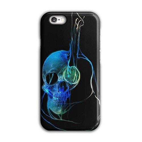 Guitar Music Art Skull Festival Art iPhone 6 / 6S Case | Wellcoda