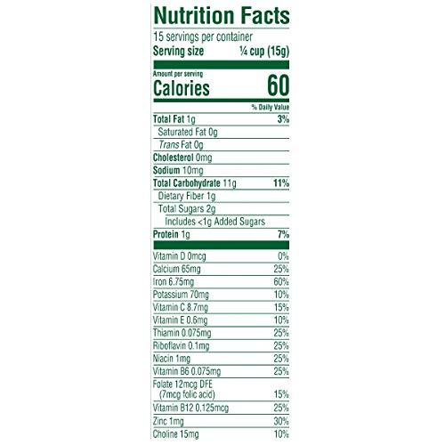 41J1bpuuI7L - Gerber Baby Cereal Organic Oatmeal With Banana, 8 Oz