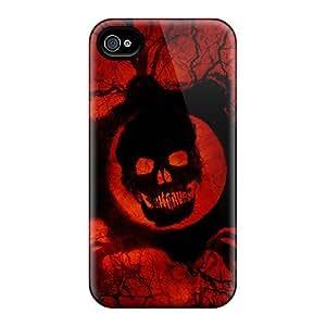 PhilHolmes Iphone 6plus High Quality Hard Cell-phone Case Custom Vivid Gears Of War Series [Qnm11973WOgV]