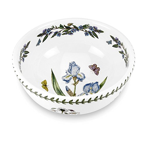 Portmeirion Botanic Garden 9-Inch Salad Bowl (Renewed)