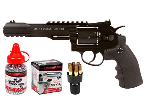 S&W Dominant Trait (TRR8) air pistol (Airgun Smith Wesson)