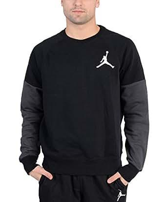 Jordan Hoodies & Sweatshirts For Men, Black L