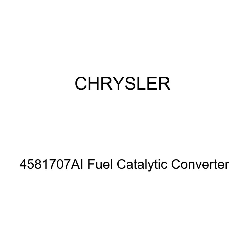 Genuine Chrysler 4581707AI Fuel Catalytic Converter