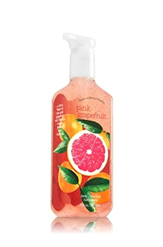 Bath & Body Works Deep Cleansing Hand Soap Pink Grapefruit (Sea Island Cotton Hand Soap)
