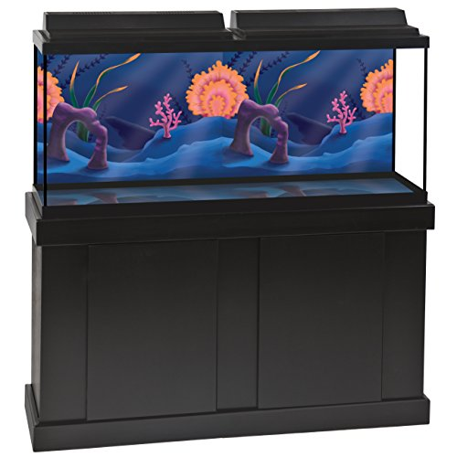 GloFish Color Changing Background