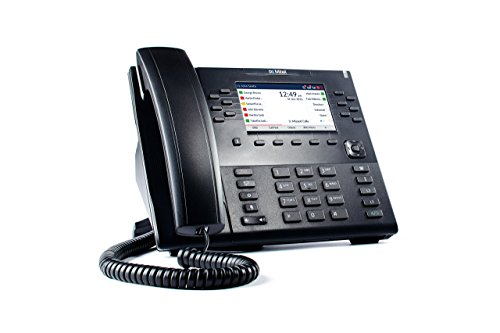 - Mitel 80C00003AAA-A 6869 SIP POE Phone (Certified Refurbished)