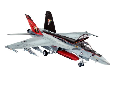 Revell Revell63997 F/a-18e Super Hornet Model Set (63-piece) Super Hornet Model Kit